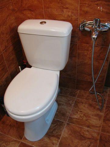 ресторанам, барам, туалет биде два в одном (можно